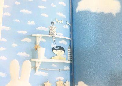 pursaklar çocuk odası duvar kağıtları